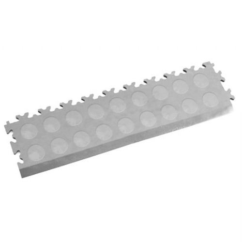 Light Grey Cointop - Interlocking Tile Edging